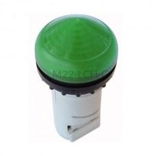 Główka lampki sygnalizacyjnej Eaton RMQ TITAN M22-LCH-G zielona 216916