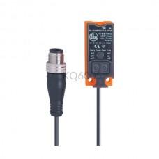 Czujnik pojemnościowy Ifm electronic 12 mm 10...30 VDC prostopadłościan PNP KQ6005