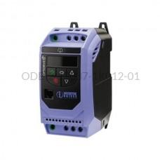 Falownik jednofazowy 0,37kW Invertek ODE-2-12037-1K012-01