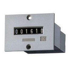 Elektromechaniczny licznik impulsów Kubler 12...230V DC / 24...230V AC B16