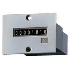 Elektromechaniczny licznik impulsów Kubler 12...230V DC / 24...230V AC B18