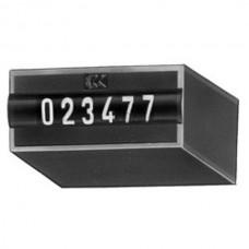 Elektromechaniczny licznik impulsów Kubler 1,5...24V DC / 12...230V AC K06