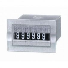 Elektromechaniczny licznik impulsów Kubler 3...24V DC K46