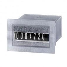 Elektromechaniczny licznik impulsów Kubler 3...24V DC K47