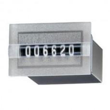 Elektromechaniczny licznik impulsów Kubler 3...24V DC K66