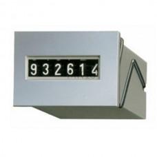 Elektromechaniczny licznik impulsów Kubler 12...230V DC / 24...230V AC MK16