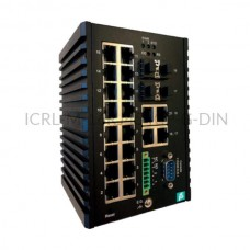 Switch ICRL-M-16RJ45/4CP-G-DIN 16 portów Pepperl+Fuchs
