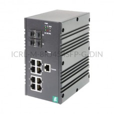 Switch ICRL-M-8RJ45/4SFP-G-DIN 8 portów Pepperl+Fuchs