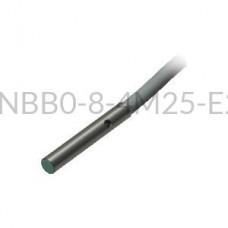 Czujnik indukcyjny Pepperl+Fuchs 0,8mm 10...30VDC Φ4 PNP NBB0,8-4M25-E2