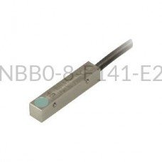 Czujnik indukcyjny Pepperl+Fuchs 0,8mm 10...30VDC prostopadłościan PNP NBB0,8-F141-E2