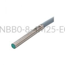 Czujnik indukcyjny Pepperl+Fuchs 0,8mm 10...30VDC Φ4 NPN NBB0,8-4M25-E0 134078