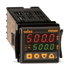 Regulator temperatury PID 48x48 PID500-T-1-0-01 90...270VAC/VDC Selec