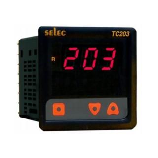 Regulator temperatury TC 72x72 TC203AX-CU 90...270VAC/VDC Selec