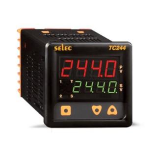 Regulator temperatury TC 72x72 TC244AX-CE 90...270VAC/VDC Selec