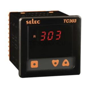 Regulator temperatury TC 96x96 TC303AX-CU 90...270VAC/VDC Selec