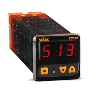 Regulator temperatury TC 48x48 TC513AX-CU 90...270VAC/VDC Selec