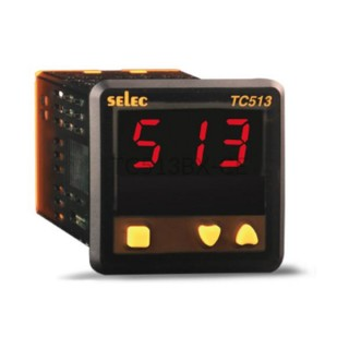 Regulator temperatury TC 48x48 TC513BX-CE 90...270VAC/VDC Selec