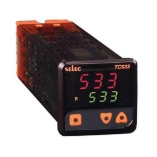 Regulator temperatury TC 48x48 TC533AX-CE 90...270VAC/VDC Selec