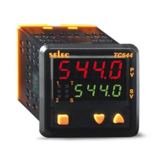 Regulator temperatury TC 48x48 TC544C-CU 90...270VAC/VDC Selec