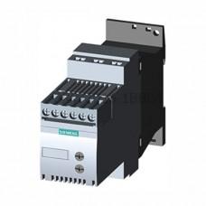 Softstart 3RW3016-1BB04 4 kW 400VAC Sirius Siemens