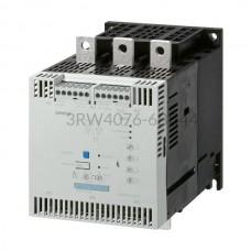Softstart 3RW4076-6BB44 250kW 460VAC Sirius Siemens