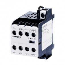 Stycznik Siemens Sirius 4kW 8,4A AC-3 3P 1NZ 110 VAC 3TG1001-0AG2