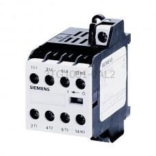 Stycznik Siemens Sirius 4kW 8,4A AC-3 3P 1NZ 230 VAC 3TG1001-0AL2