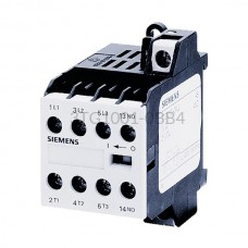 Stycznik Siemens Sirius 4kW 8,4A AC-3 3P 1NZ 24 VDC 3TG1001-0BB4