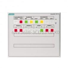 Panel HMI PP17-I Profibus Siemens 6AV3688-3CD13-0AX0