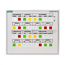 Panel HMI PP17 Siemens 6AV3688-3ED13-0AX0