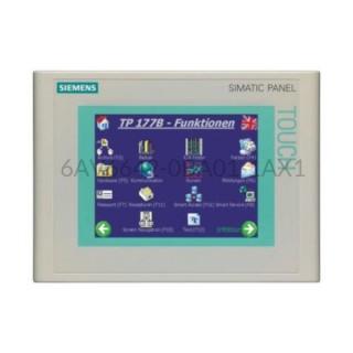 """Multi Panel HMI 6"""" TP 177B Siemens 6AV6642-0BA01-1AX1"""