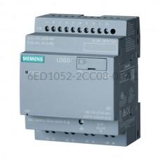 Sterownik PLC 6ED1052-2CC08-0BA1 LOGO! 8.3 24CEO Siemens