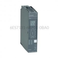 Moduł 8 wejść binarnych 6ES7131-6BF01-0BA0 SIMATIC ET 200SP Siemens