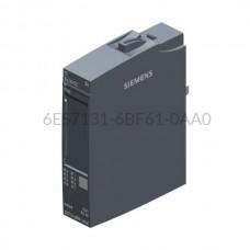 Moduł 8 wejść binarnych 6ES7131-6BF61-0AA0 SIMATIC ET 200SP Siemens