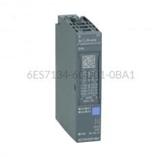Moduł 4 wejść analogowych 6ES7134-6GD01-0BA1 SIMATIC ET 200SP Siemens
