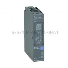 Moduł 4 wejść napięciowo/prądowych 6ES7134-6HD01-0BA1 SIMATIC ET 200SP Siemens
