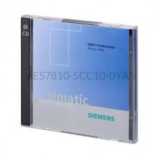 Oprogramowanie STEP7 Professional 6ES7810-5CC10-0YA5 Siemens