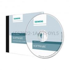 TIA PORTAL: SIMATIC STEP7 Professional (SUS) Siemens 6ES7822-1AA00-0YL5