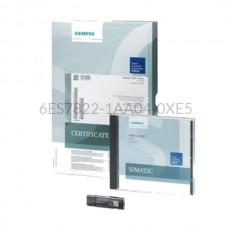 Aktualizacja STEP 7 Professional 2006..2010 Siemens 6ES7822-1AA04-0XE5