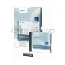 Aktualizacja oprogramowania STEP Professional V11...V14 Siemens 6ES7822-1AA04-0YE5