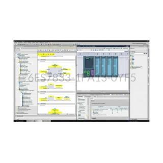 Oprogramowanie TIA PORTAL: STEP7 SAFETY ADVANCED V13 UPGRADE Siemens 6ES7833-1FA13-0YF5