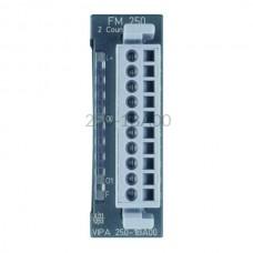 Moduł funkcyjny 6 wej. 2 wyj. cyfrowe FM250 250-1BA00 VIPA
