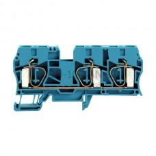 ZDU 10/3AN BL Weidmuller niebieska 57A 800V 1767700000