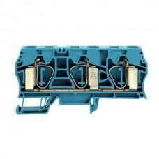 ZDU 16/3AN BL Weidmuller niebieska 76A 800V 1768330000
