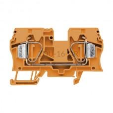 ZDU 16 OR Weidmuller pomarańczowa 76A 1000V 1830680000