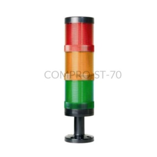 Sygnalizator optyczny Compro ST 70 24VDC