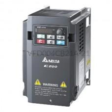 Falownik 1-fazowy 0,4kW Delta Electronics VFD004CB21A-21