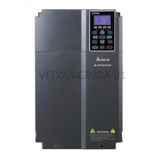 Falownik 22kW 230VAC Delta Electronics VFD220CP23A-21