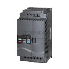 Falownik wektorowy 7,5kW 400VAC Delta Electronics VFD075E43A