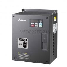 Falownik 2,2kW 230VAC Delta Electronics VFD022ED21S